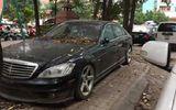 Tin tức - Góc xót của: Xế sang Mercedes 10 tỷ phủ bụi trên phố Hà Nội hàng tháng trời