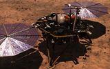 Sau '7 phút kinh hoàng', tàu thăm dò InSight của NASA đã hạ cánh xuống bề mặt sao Hỏa