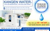 5 loại nước quý từ máy lọc nước Kangen giúp bảo vệ tối ưu cho sức khỏe con người