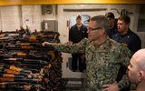 Chỉ huy Hải quân Mỹ tại Trung Đông tử vong bất ngờ tại nhà riêng