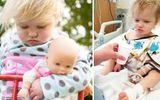 Tin tức - Mẹ phát hiện con gái nhỏ bị ung thư qua bức ảnh bố chụp có chi tiết lạ nhưng dễ bị bỏ qua