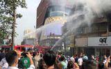 Video: Hiện trường vụ cháy chung cư gần Đại học Y Hà Nội