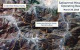 Hình ảnh vệ tinh mới tiết lộ Triều Tiên duy trì căn cứ có thể phóng tên lửa tới Mỹ