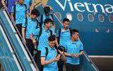 Tuyển Việt Nam lên đường sang Malaysia đá chung kết trong chiều 7/12
