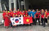 """Tin tức - HLV Park Hang-seo: """"Các cầu thủ Việt Nam rất dũng cảm và đủ bản lĩnh thi đấu dưới mọi áp lực"""""""