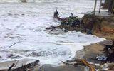 Tin tức - Mưa lớn gây sạt lở tại nhiều đoạn bờ sông, bờ biển ở Thừa Thiên - Huế