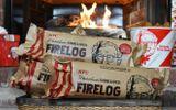 Tin tức - KFC đang bán gỗ đốt lò sưởi có mùi gà rán, cùng dân tình khuấy động mùa Giáng sinh