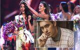 """Tin tức - Người tình """"cực phẩm"""" 6 năm sát cánh bên tân Hoa hậu Hoàn vũ 2018 là ai?"""