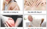 Sức khoẻ - Làm đẹp - Tại sao lại bị đau nhức xương khớp khi trời trở lạnh?