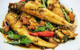 Tin tức - Món ngon mỗi ngày: Cá bống đục kho rau răm đậm đà trôi cơm