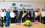 Cần biết - Phú Long cùng Microsoft Việt Nam chính thức công bố hợp tác chiến lược về công nghệ