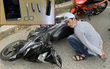 Truy tìm đối tượng trộm cắp xe máy tẩu thoát trong lúc bị đội trinh sát vây bắt