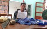 Bắt 8X người Mông vận chuyển gần 12 nghìn viên ma túy tổng hợp