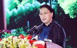 Chủ tịch Quốc hội dự chương trình dâng hương tưởng niệm 60 liệt sĩ Đại đội Thanh niên xung phong 915