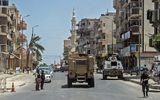 Đọ súng căng thẳng nhiều giờ, cảnh sát Ai Cập tiêu diệt 14 tên khủng bố