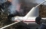 Rơi trực thăng trong đêm Giáng sinh, vợ chồng tân thống đốc Mexico thiệt mạng