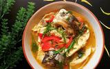 Món ngon mỗi ngày: Cá chép om măng chua ngon miễn chê