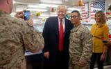 Tổng thống Donald Trump vô tình làm lộ thông tin đội đặc nhiệm SEAL bí ẩn?