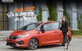 """Honda Jazz - Mẫu xe được """"đo ni đóng giày"""" cho phái đẹp"""