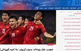"""Lý do khiến báo chí Iran gọi đội tuyển Việt Nam là """"ẩn số thú vị của Asian Cup 2019"""" là gì?"""