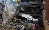 Tin tai nạn giao thông mới nhất ngày 30/12/2018: Ô tô 7 chỗ lao vào nhà dân, 1 phụ nữ ngồi trước nhà thiệt mạng