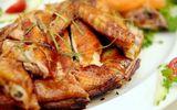 Món ngon mỗi ngày: Trổ tài làm gà nướng muối ớt đãi cả nhà ngày Tết Dương lịch
