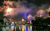 Australia chi gần 6 triệu USD bắn pháo hoa đón năm mới 2019