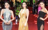 Thảm đỏ Keeng Young Awards 2018: Đỗ Mỹ Linh gợi cảm hết nấc lấn át dàn mỹ nhân Việt