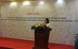 Bộ Y tế tổ chức Hội nghị phổ biến các văn bản về  chất lượng nước sạch, vệ sinh môi trường