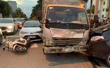 """Tiết lộ bất ngờ về chiếc xe ô tô """"điên"""" húc 3 xe dừng đèn đỏ ở Đà Nẵng"""