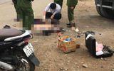 Tai nạn giao thông ở Lào Cai, người đàn ông chết thảm dưới gầm xe tải