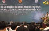 Công nghệ Robotics – Mechatronics trong cách mạng CN 4.0 nhu cầu và giải pháp cho DN Việt