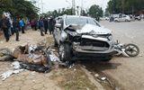 """Vụ """"xe điên"""" gây tai nạn liên hoàn ở Hà Nội: Hé lộ danh tính tài xế ô tô"""