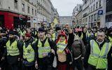 """Pháp xây dựng đạo luật mới nhằm """"dập lửa"""" biểu tình bạo lực """"Áo vàng"""""""