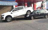 """Đà Nẵng: Xe """"điên"""" đi lùi gây tai nạn liên hoàn, 2 người bị thương"""