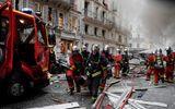 Vụ nổ lớn tại trung tâm Paris: 2 lính cứu hỏa thiệt mạng, số người bị thương tăng lên 47