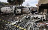 Hiện trường vụ tai nạn máy bay ở Iran khiến 15 người thiệt mạng
