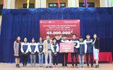 Quỹ học bổng tài năng TMS Group: Chắp cánh ước mơ tri thức cho các học sinh vượt khó học giỏi tại Vĩnh Phúc