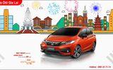"""Honda Ôtô Gia Lai """"Khuyến mại tưng bừng - Chào mừng đến Tết"""""""