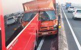 2 vụ tai nạn liên tiếp trên cao tốc Trung Lương, hàng ngàn phương tiện ùn ứ kéo dài