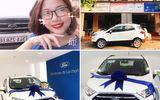 Nữ sinh 9X mua ô tô, thu nhập trăm triệu nhờ kinh doanh online