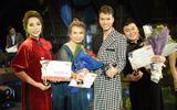 Nam vương Trường Tashi lịch lãm khi tham gia làm BGK cuộc thi Giọng ca vàng doanh nhân 2018