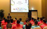 Tin tức - Tuyển Việt Nam học về công nghệ VAR chuẩn bị cho tứ kết gặp Nhật Bản