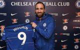 Tin tức - Higuain chính thức gia nhập Chelsea, mang số áo dính lời nguyền ở Stamford Bridge