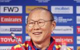 """HLV Park Hang-seo: """"Các cầu thủ Việt Nam sẽ chiến đấu không sợ hãi đến những phút cuối cùng"""""""