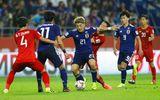 """HLV Park Hang-seo: """"Tuyển Việt Nam đã có màn trình diễn tốt trước Nhật Bản"""""""