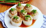 Món ngon mỗi ngày: Củ cải nhồi thịt đậm đà, ngon cơm