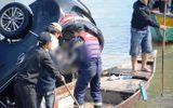 Vụ ô tô lao xuống sông Hoài, 3 người chết: Nhói lòng hình ảnh thi thể bé trai 6 tuổi kẹt trong xe