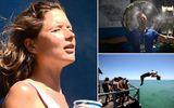 Người Úc vật lộn với nắng nóng 49 độ C ngay dịp đầu năm mới
