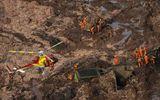 Vỡ đập kinh hoàng ở Brazil: Huy động trực thăng tìm kiếm hàng trăm nạn nhân mất tích